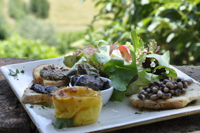 Food adventure in italy