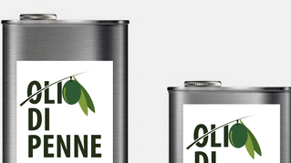 The olive oil has arrived!