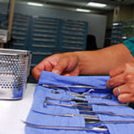 Winter Sterile Processing Technician Class