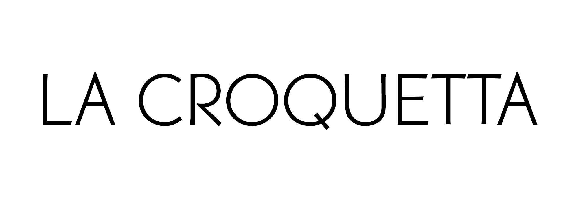 Logo_La Croquetta_light