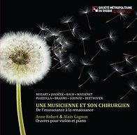 Anne Robert & Alain Gagnon_Une musicienn