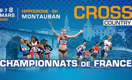 Finale Championnat de France de Cross à Mautauban !