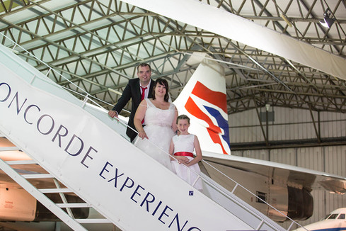 Concorde, East Fortune