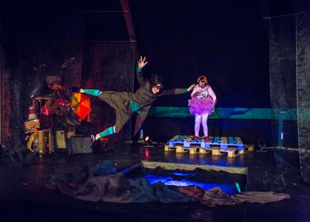 Ente, Tod und Tulpe   Junges Theater Bonn 2014