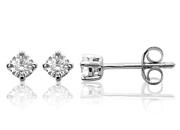 0.20 cts | Earrings | (EXCL. VAT)