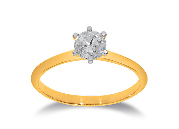 0.50 cts   Engagement Rings   (EXCL. VAT)