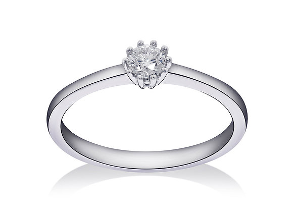 0.20 cts   White Gold Jewellery   (EXCL. VAT)