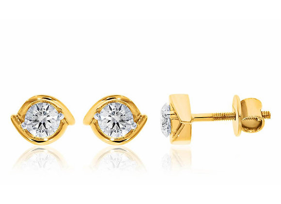 0.60 cts   Earrings   (EXCL. VAT)