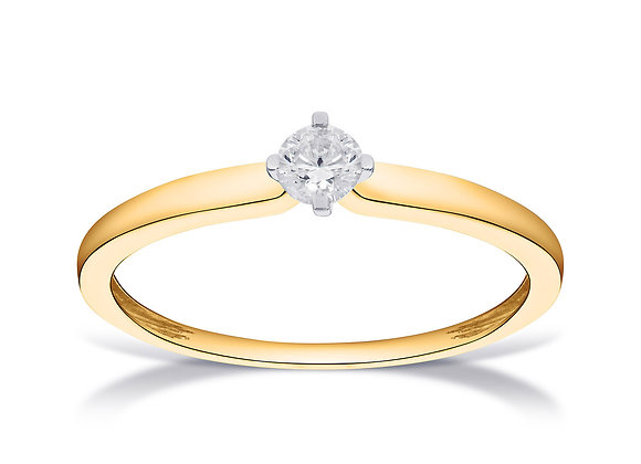 0.15 cts | Solitare Jewellery | (EXCL. VAT)