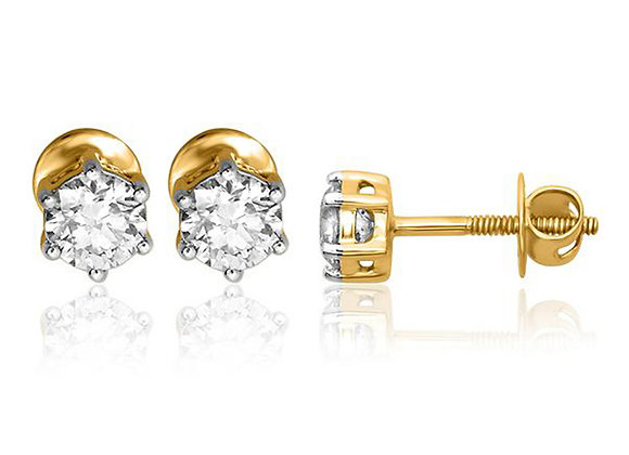 1.40 cts | Earrings | (EXCL. VAT)