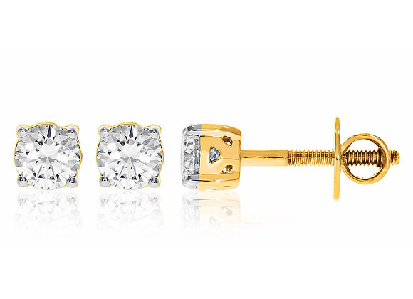 0.60 cts | Earrings | (EXCL. VAT)