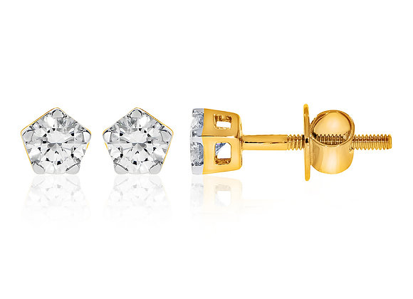 0.80 cts | Earrings | (EXCL. VAT)