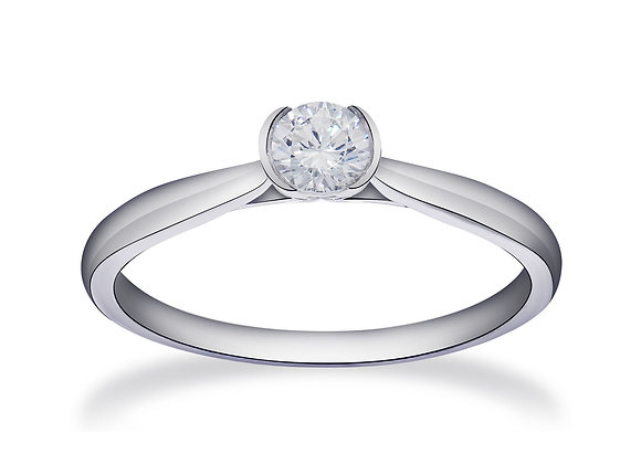 0.19 cts | Solitare Jewellery | (EXCL. VAT)