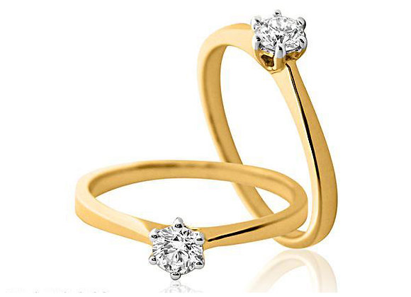 0.17 cts | Engagement Rings | (EXCL. VAT)