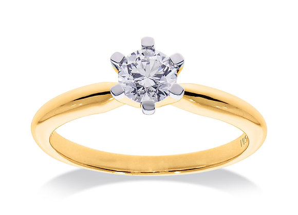 0.40 cts   Engagement Rings   (EXCL. VAT)