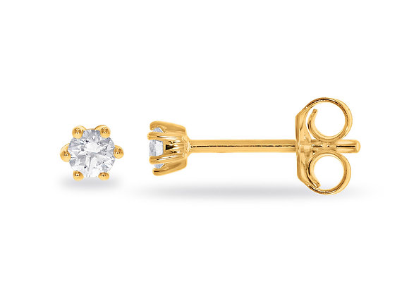 0.15 cts | Earrings | (EXCL. VAT)