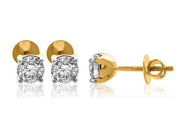 0.80 cts   Earrings   (EXCL. VAT)