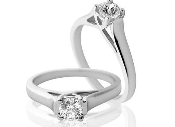 0.27 cts | Solitare Jewellery | (EXCL. VAT)
