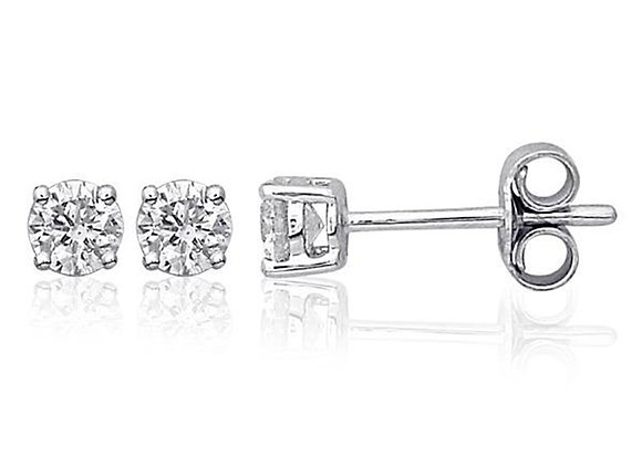 0.50 cts | Earrings | (EXCL. VAT)