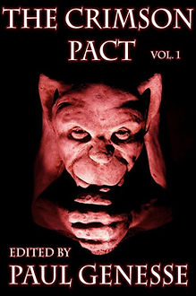 The Crimson Pact, Vol 1 cover