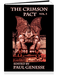 "The Crimson Pact, Vol 3, Featuring ""The Third Eye"" by Chanté McCoy"