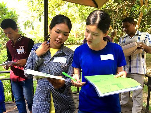 Team-Builiding Cambodia