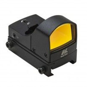 COMPACT TACTICAL RED DOT REFLEX SIGHT/WEAVER BASE/BLACK