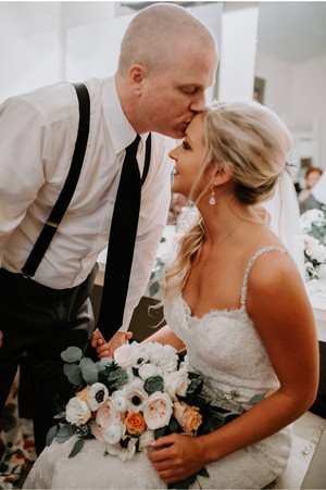 Haley + David September 4, 2018