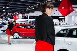 Mondial de l'auto, Paris, 2013
