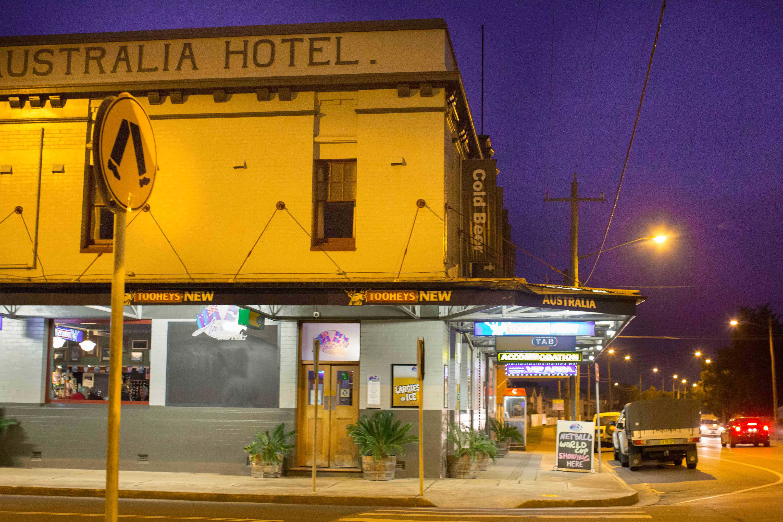 Australian Bar, NSW, 2015