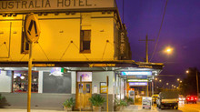 #Street : Australian Hotel