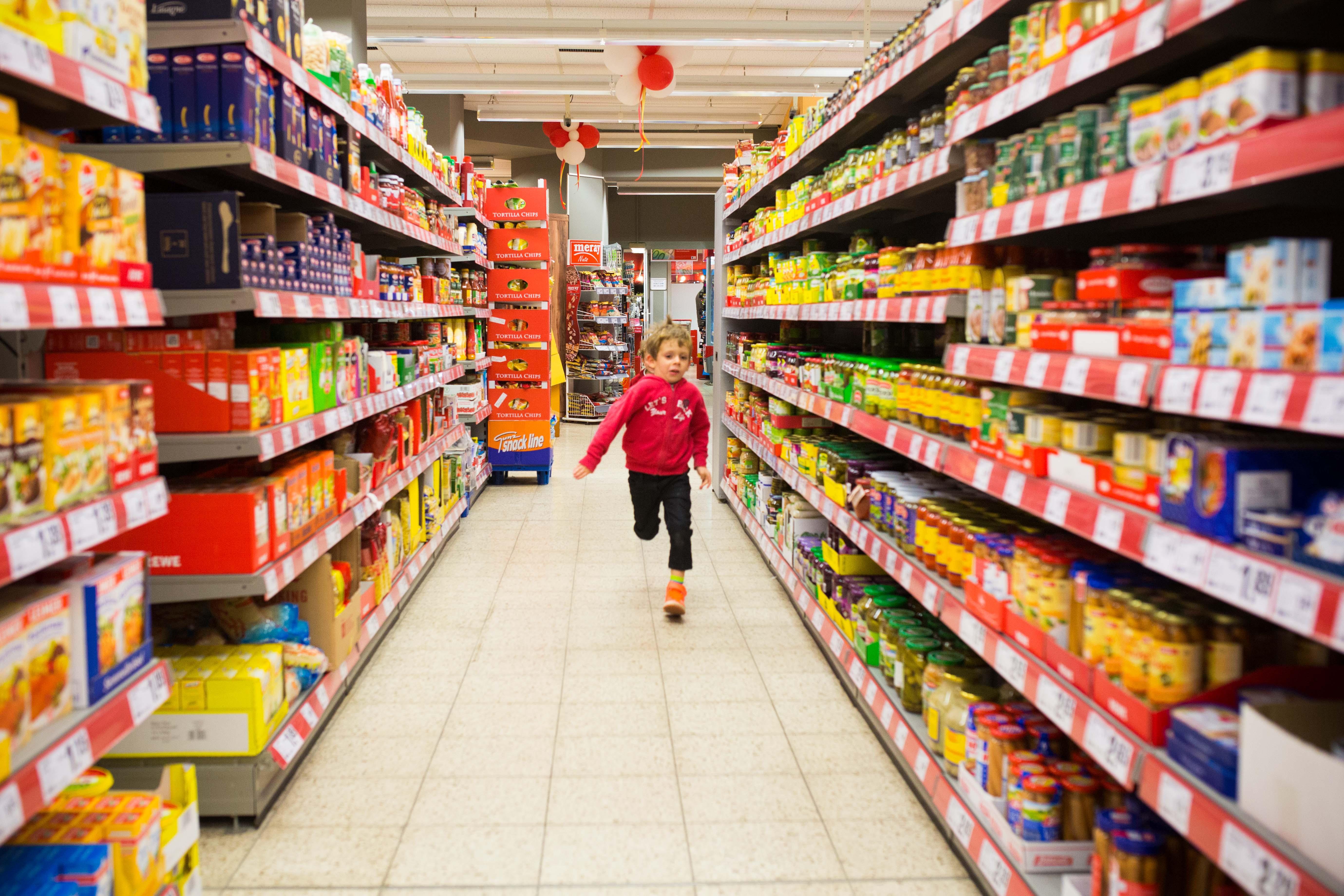 Supermarket, Berlin 2014