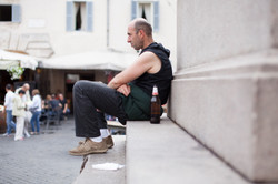 Piazza Navona, Rome, 2014