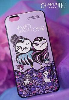 手機殼 - 貓頭鷹 Phone Case - Owls in Pair