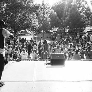 Summer Stage NYC -Crotona Park Bx.