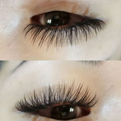 Longer lengths,  fluffy volume_#eyelashe