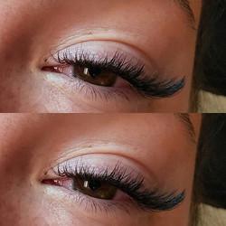 Cat Eye_#eyelashextensions #novalash#vol