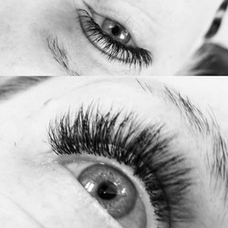 Natural B Curl_#eyelashextensions #Woodb