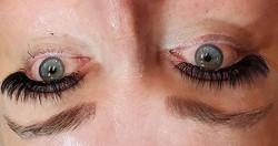 💜 Mega Volume_#eyelashextensions #Woodb