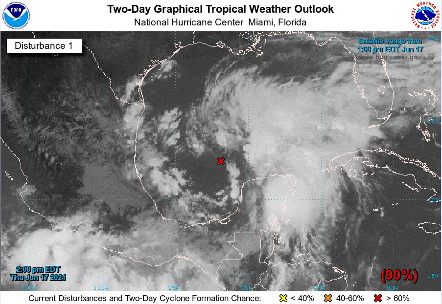 Tropical Activity and Texas Heat
