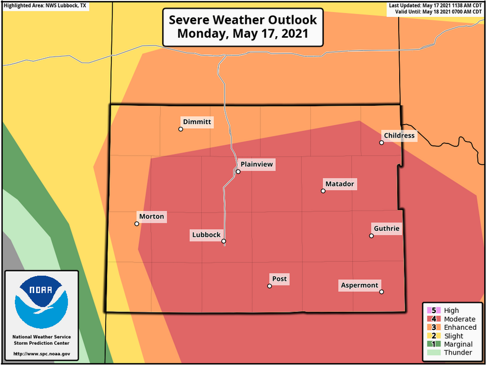 Active Severe Weather Pattern