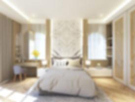 Master Bedroom 3D View 2 08-01-2019 5000