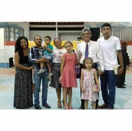 PASTOR AMARO E CRISTINA - CONGREGAÇÃO BEIRA RIO, MARITUBA
