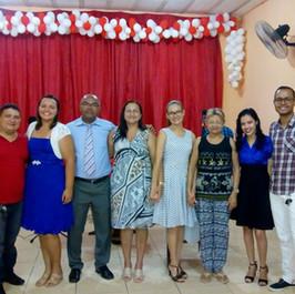 PR. EDY CHARLES - CONGREGAÇÃO DE PARAUOPEBAS