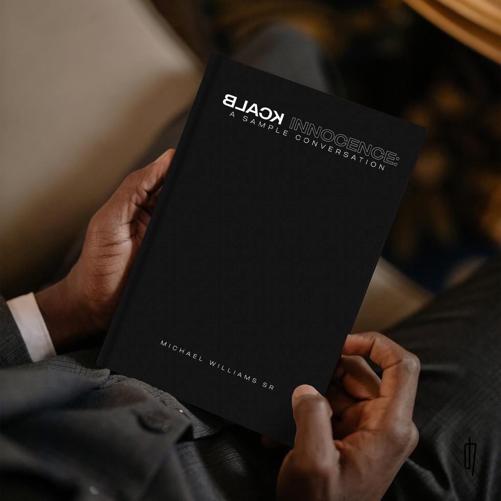 Black Innocence - Book Cover