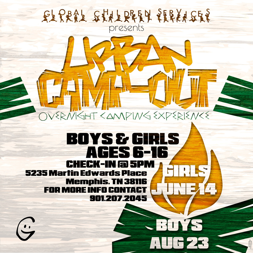 Urban Camp-Out