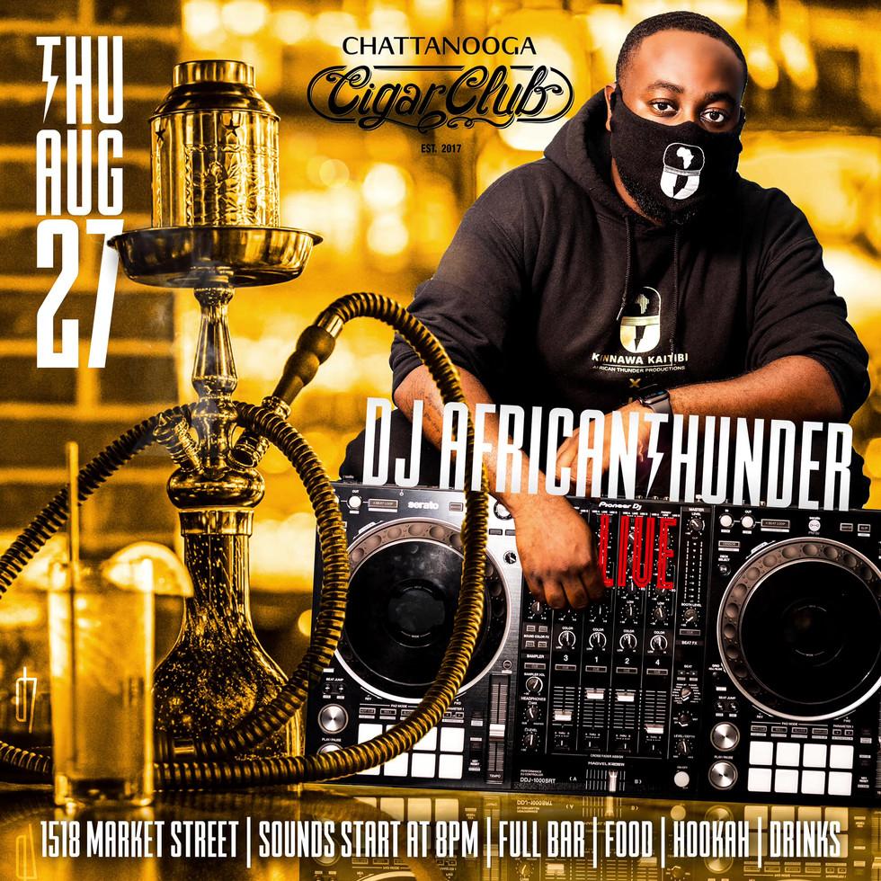 DJ AfricanThunder