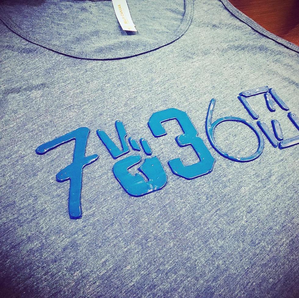 72360 Blue on Blue