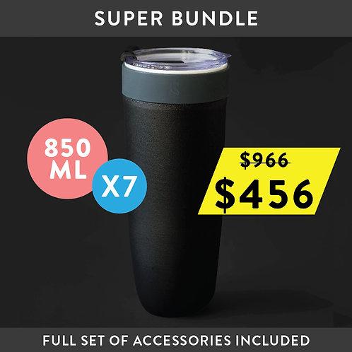 Nest Cup Super Bundle Deal 850ml (7 set)