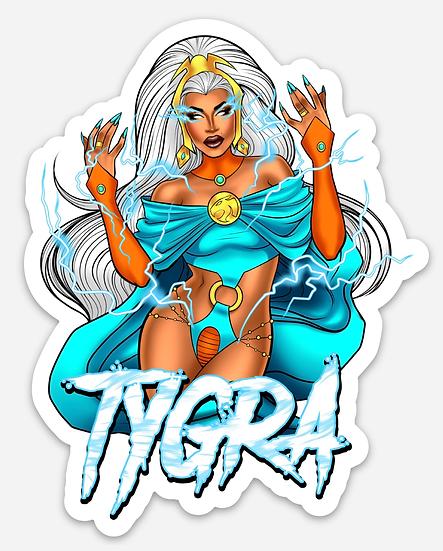 "ThunderKat ""Storm"" Sticker"
